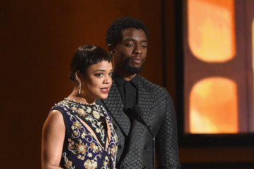 Tessa Thompson Academy of Motion Picture Arts and Sciences' 9th Annual Governors Awards - Show