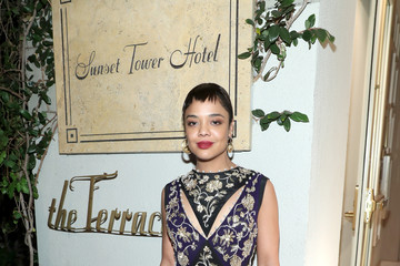 Tessa Thompson Paramount Pictures' Jim Gianopulos Hosts a Special Event with Stars from the Studio's Films