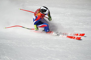Tessa Worley Alpine Skiing - Winter Olympics Day 8