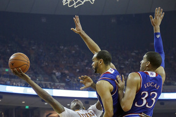 Tevin Mack Kansas v Texas