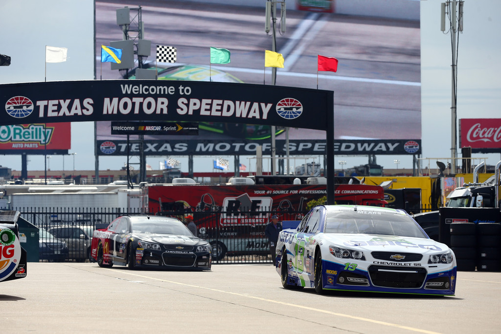 Jamie Mcmurray Photos Photos Texas Motor Speedway Day