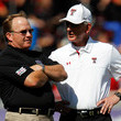 Tommy Tuberville and Gary Patterson Photos