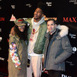 Teyana Taylor Iman Shumpert Bounce Sporting Club Presents The VIP Lounge At MAXIM's All Star Party