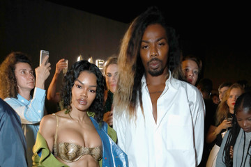 Teyana Taylor MESSIKA Party, NYC Fashion Week Spring/Summer 2019 Launching Of The Messika By Gigi Hadid New Collection