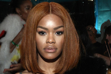 Teyana Taylor Def Jam Toasts The Grammys at the Private Residence of Jonas Tahlin, CEO Absolut Elyx