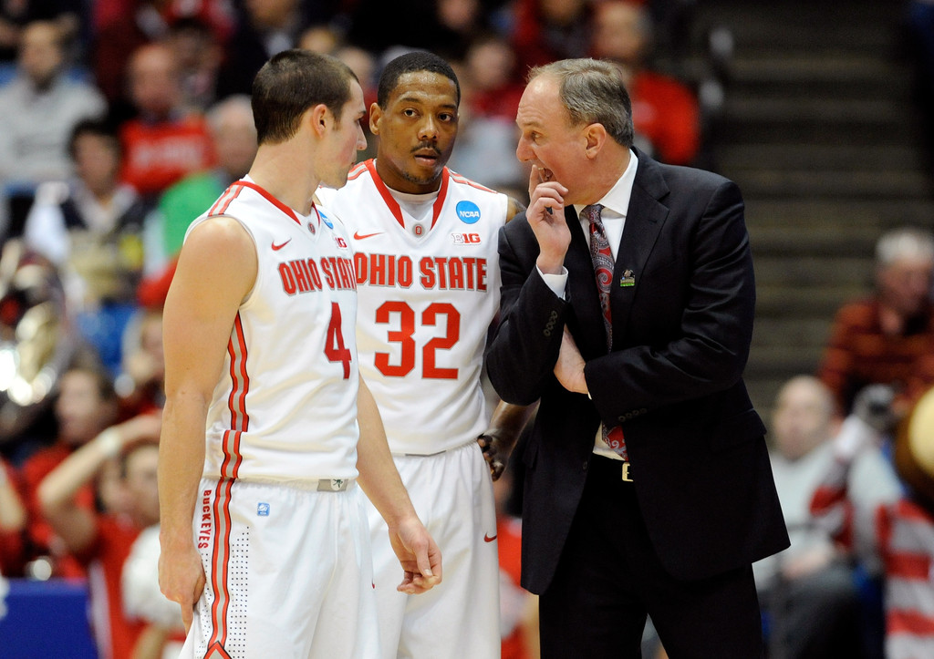 2014 preseason basketball rankings Ohio State