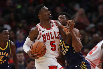 Thaddeus Young Indiana Pacers vs. Chicago Bulls