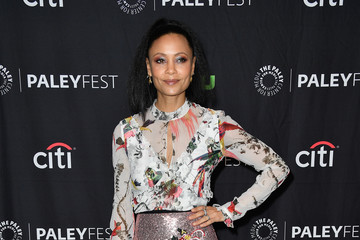 """Thandie Newton The Paley Center For Media's 34th Annual PaleyFest Los Angeles - """"Westworld"""" - Arrivals"""