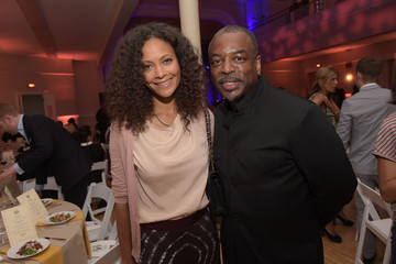 Thandie Newton 826LA's 10th Anniversary Gala - Inside