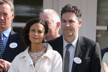 Thandie Newton Cartier Queen's Cup Final