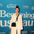 Thania Peck NY Premiere Of National Geographic Documentary Films' BECOMING COUSTEAU