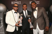 Russell Wilson and Richard Sherman Photos Photo