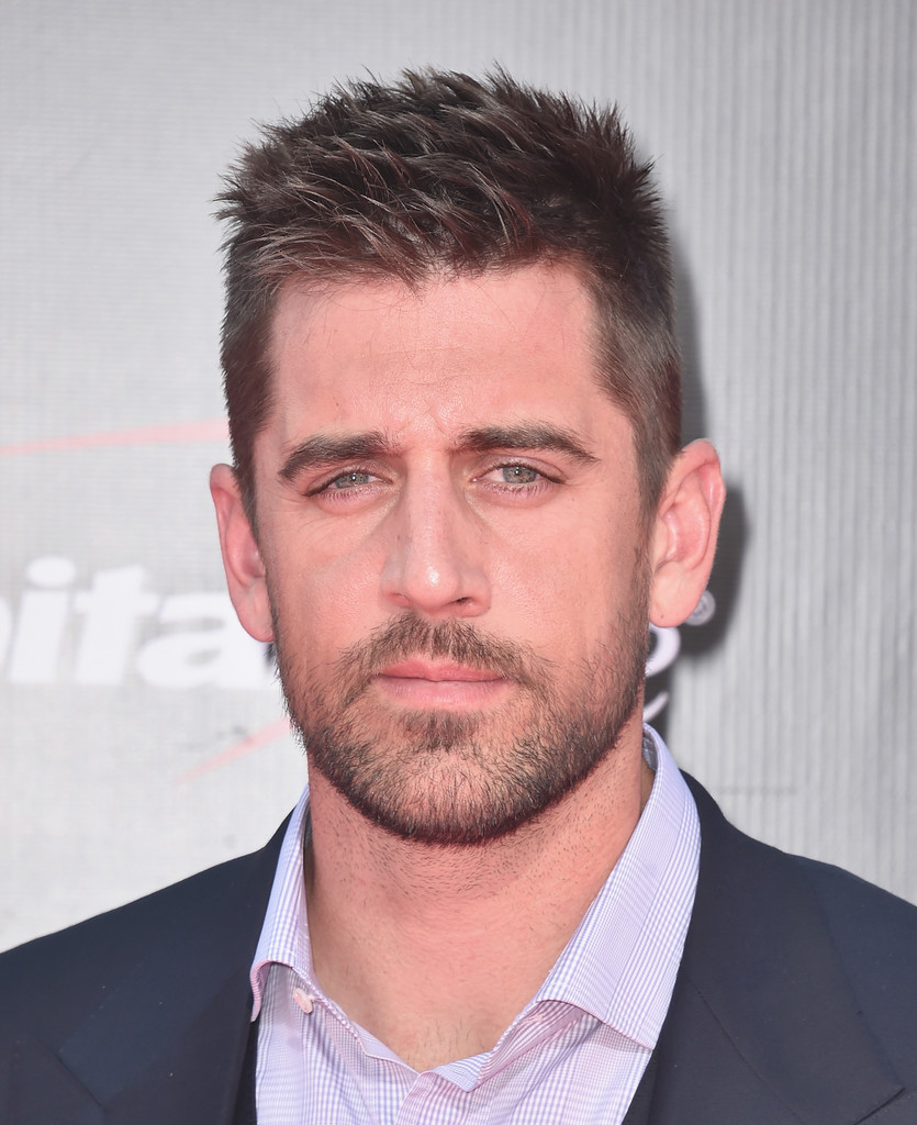Aaron Rodgers Photos P...