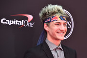 Internet personality Ninja attends The 2018 ESPYS at Microsoft Theater on July 18, 2018 in Los Angeles, California.