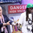 Flavor Flav Nic Harcourt Photos