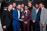 Members of the St. Louis Blues  attends The 2019 ESPYs at Microsoft Theater on July 10, 2019 in Los Angeles, California.