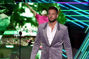 Zachary Levi walks onstage during The 2019 ESPYs at Microsoft Theater on July 10, 2019 in Los Angeles, California.