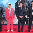 """Issa """"The A Team"""" Japan Premiere"""