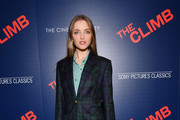 "Vlada Roslyakova attends the screening of ""The Climb"" at iPic Theater on March 12, 2020 in New York City."