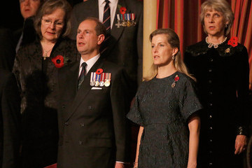 The Countess of Wessex Festival Of Remembrance 2014