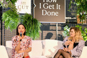 Actors Greta Lee and Natasha Lyonne speak onstage at the Realizing Your Vision panel at The Cut's How I Get It Done at 1 Hotel Brooklyn Bridge on March 4, 2019 in Brooklyn, New York.