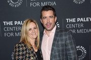 "Samantha Bee and Jason Jones attend ""The Detour"" Season 2 Screening at The Paley Center for Media on February 21, 2017 in New York City."