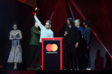 The Foo Fighters The BRIT Awards 2018 - Show