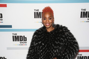 Actor Anika Noni Rose attends The IMDb Show Launch Party at The Sundance Film Festival on January 20, 2018 in Park City, Utah. on January 20, 2018 in Park City, Utah.