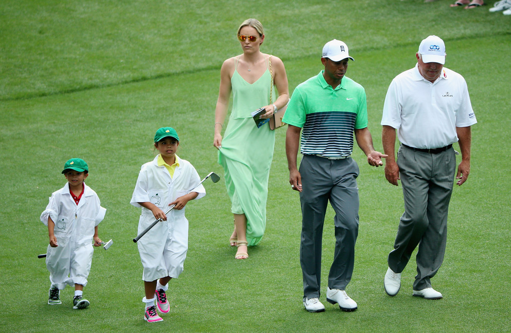 an introduction to the life of tiger woods one of the greates golfer of all time Sports life tiger woods was 'asleep at the wheel' when he was at the time, woods was driving the arrest is another blow for one of sport's greatest.
