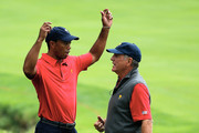 Tiger Woods Jay Haas Photos Photo