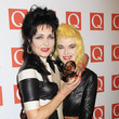 Siouxsie Sioux The Q Awards - Media Room