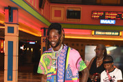 """Rapper 2 Chainz arrives at """"The Secret Life of Pets 2"""" Special Screening hosted by 2 Chainz and Trappy S. Goyard at Regal Cinemas Atlantic Station on June 03, 2019 in Atlanta, Georgia."""