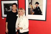 Amanda Sinatra and Nancy Sinatra attend The Sinatra Experience at Morrison Hotel Gallery on March 5, 2015 in New York City.