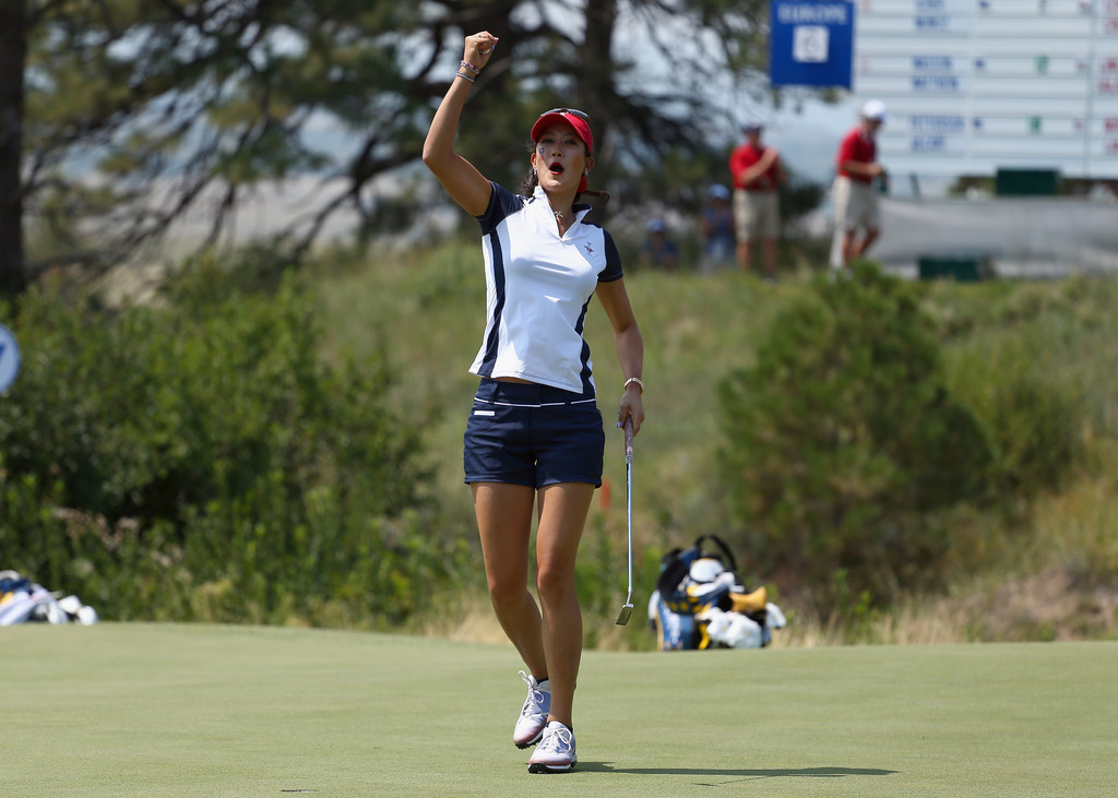 Michelle Wie, Brittany Lang - Michelle Wie Photos - The