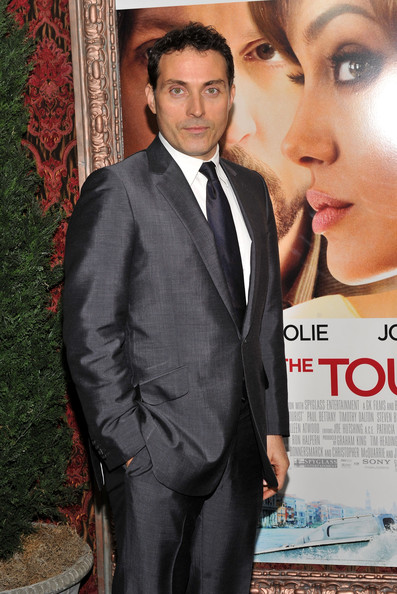 "Actor Rufus Sewell attends the World premiere of ""The Tourist"" at Ziegfeld Theatre on December 6, 2010 in New York, New York."