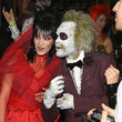 The Weeknd Heidi Klum's 19th Annual Halloween Party Sponsored By SVEDKA Vodka And Party City At Lavo NYC