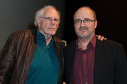 Actor Bruce Dern and Steve Pond attend TheWrap's Awards & Foreign Screening Series - 'Nebraska' at the Landmark Theater on November 14, 2013 in Los Angeles, California.