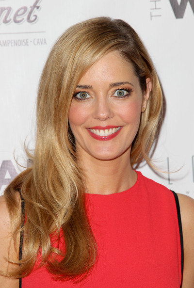 Christina Moore in TheWrap's First Annual Emmy Party - Arrivals ...