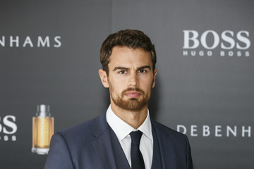 Theo James Theo James Announced As The New Face of Boss The Scent