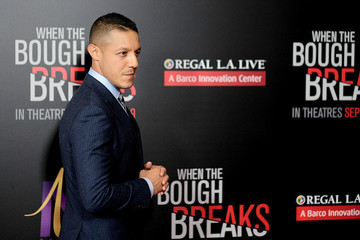 Theo Rossi Premiere of Sony Pictures Releasing's 'When the Bough Breaks' - Arrivals