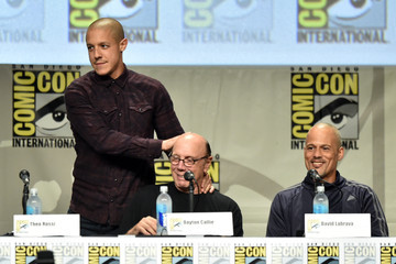 Theo Rossi David Labrava 'Sons of Anarchy' Panel at Comic-Con