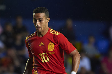 Thiago Alcantara Spain v Switzerland - International Friendly