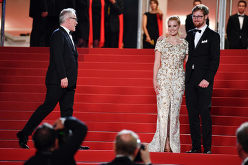 Thierry Fremaux 'In The Fade (Aus Dem Nichts)' Red Carpet Arrivals - The 70th Annual Cannes Film Festival