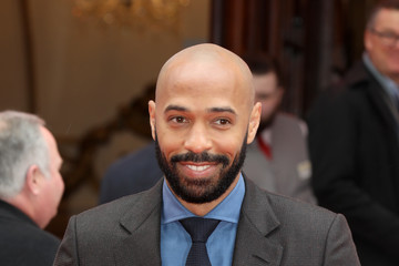 Thierry Henry 'The Prince's Trust' Awards - Red Carpet Arrivals