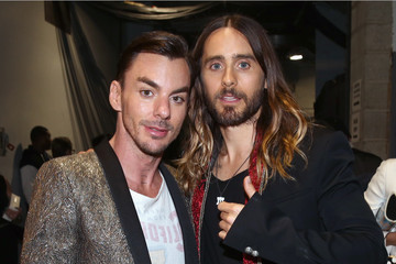 Thirty Seconds to Mars Inside the 56th Annual Grammy Awards — Part 2