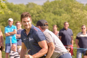 Thom Evans Celebrity Cup at Celtic Manor Resort - Day 2