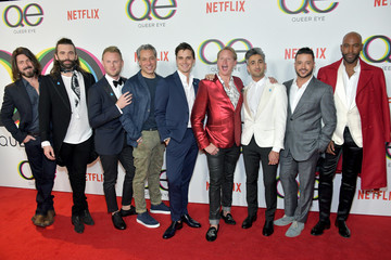 Thom Filicia Premiere Of Netflix's 'Queer Eye' Season 1 - Arrivals