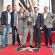 Thom Hinkle Tracy Morgan's Star Ceremony On The Hollywood Walk Of Fame
