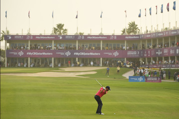 Thomas Aiken Commercial Bank Qatar Masters - Day Four