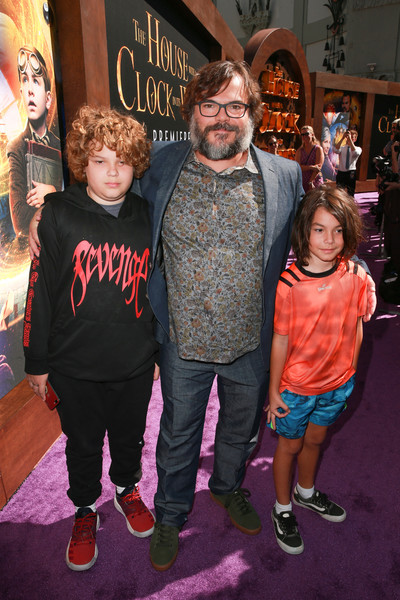 Premiere Of Universal Pictures' 'The House With A Clock In Its Walls' - Red Carpet